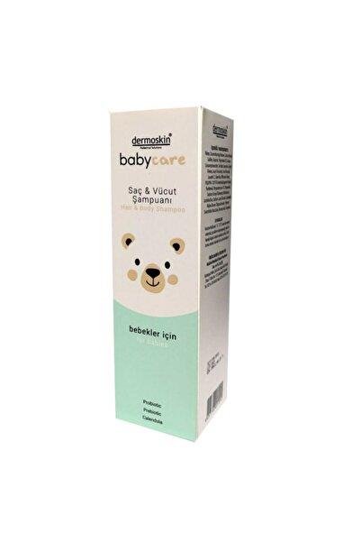 Dermoskin Babycare Saç Ve Vücut Şampuanı 230 ml