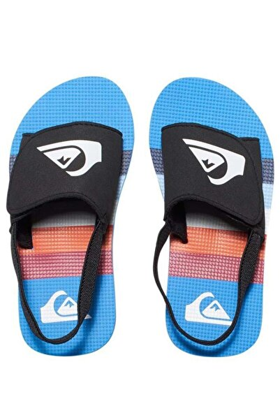 Quiksilver Unisex Çocuk Mavi Molokai Sandalet (aqtl100005-xbkr9