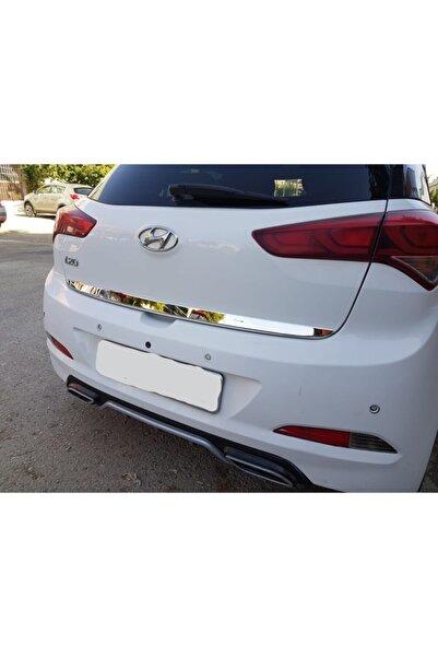 Hyundai I20 Formlu Krom Bagaj Alt Çıtası 2014 Üzeri