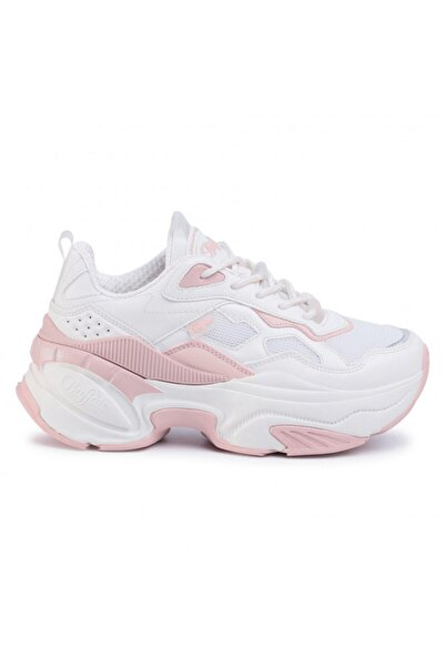 Buffalo Kadın Beyaz Yüksek Taban Ayakkabı Bn16302971