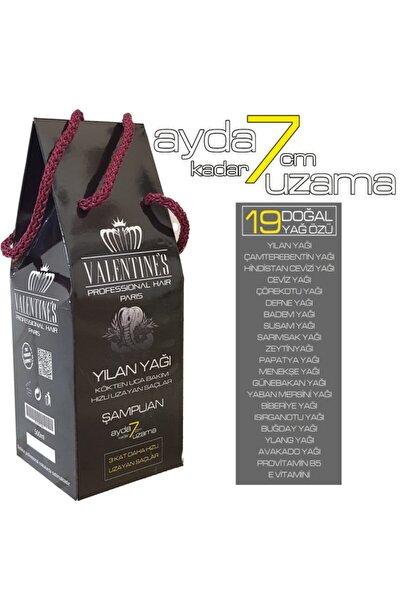 VALENTİNES Professional Yılan Yağı Şampuan (Mucize Bakım)