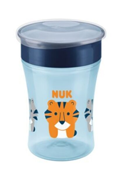 Nuk Magic Cup Evo Bardak Mavi Suluk 230 ml