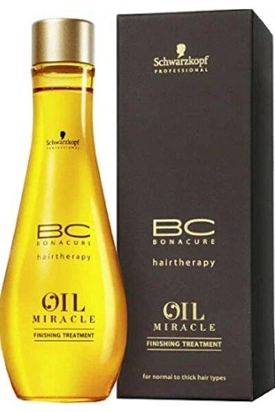 Bonacure Bonacure Argan Özlü Mucize Yağ - Oil Miracle Finishing Treatment 100 ml