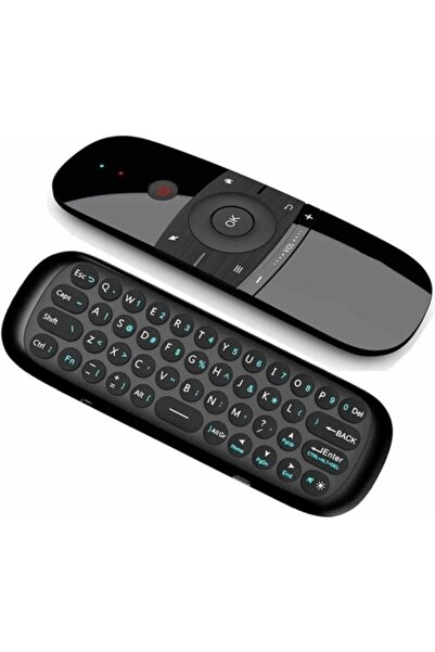 HMXPLUS 4g Kablosuz Klavye Akıllı Tv Uzaktan Kumanda Air Mause