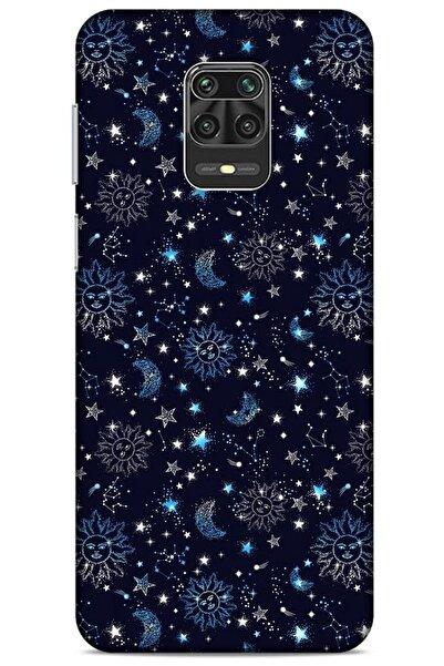 Lopard Spacex (9) Tema Kılıf Xiaomi Redmi Note 9s Kılıf