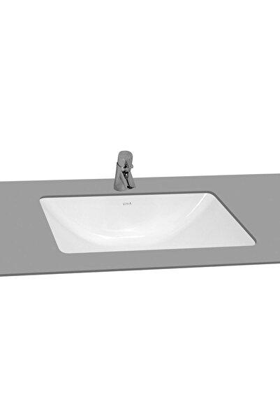 VitrA S50 5339b003-0012 Tezgah Altı Lavabo, 48 Cm, Beyaz