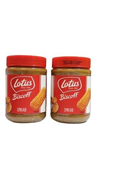 Lotus Biscoff Sürülebilir Karamelize Bisküvi Ezmesi 400 Gr X 2 Adet