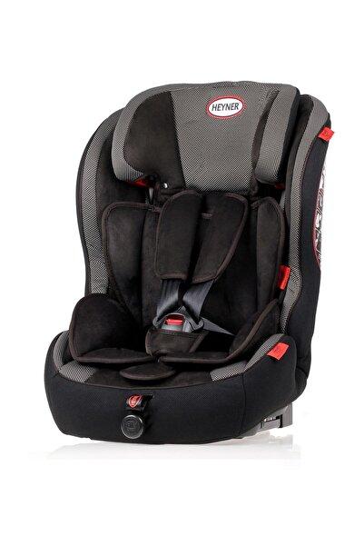 Heyner Kids Multi Relax Aero Fix 9-36kg Isofix+top Tether Oto Koltuğu Siyah