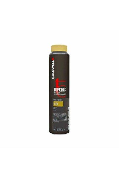 GOLDWELL 8b Sıcak Sarışın Topchic Hair Color 250 ml