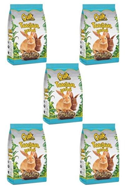 Quik Tavşan Yemi 750 gr 5 'li