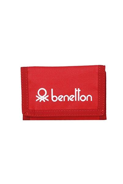 Benetton Unisex Spor Cüzdan 30497 Kırmızı