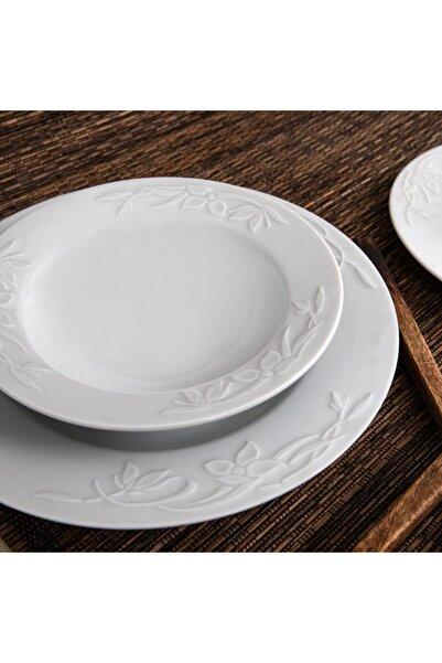 Güral Porselen Dinemis 18 Parça Yemek Seti Dns18ys00