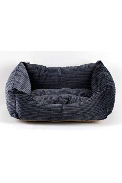 CatMozz Plus Xxl Kare Silinebilir Kedi Köpek Yatağı 90x55x17 Cm