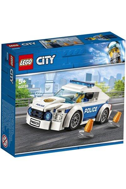 LEGO ® City 60239 Polis Devriye Arabası Yapım Seti - Çocuk Oyuncak Polis Araba