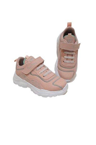 Pierre Cardin Kız Çocuk Pudra Ayakkabı
