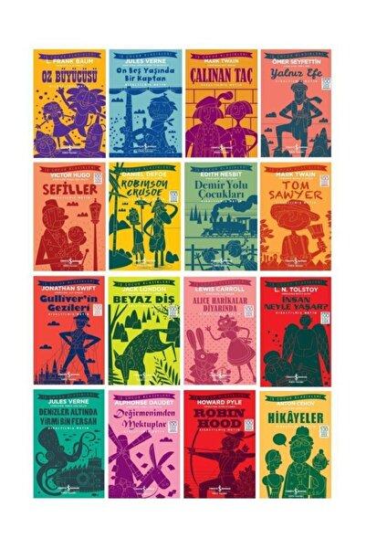 İş Bankası Kültür Yayınları Iş Bankası 100 Temel Eserden Seçmeler 16 Kitap