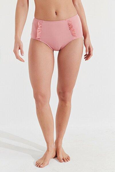 Penti Kadın Mistik Gül Basic Yüksek Bel Bikini Altı