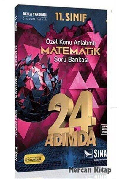 Sınav Yayınları 11.sınıf Matematik 24 Adımda Özel Konu Anlatımlı Soru Bankası
