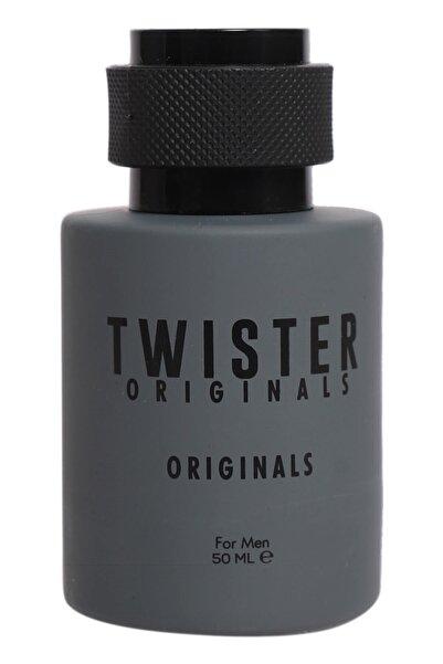 Twister Jeans Originals 50 cc Erkek Parfüm Antrasit