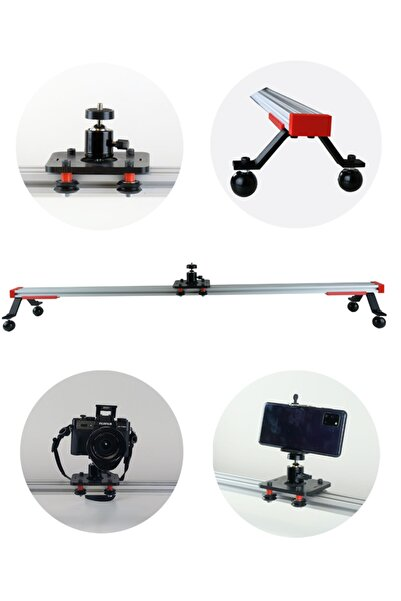 Slider Analog Video Fotoğraf Makinası Aksesuarı Mtx 100