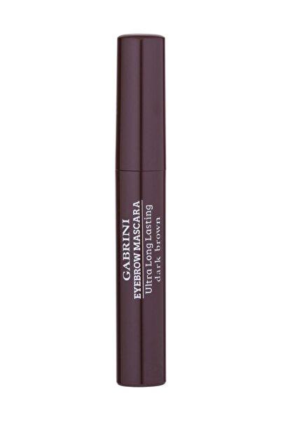 Gabrini Kaş Maskarası - Eyebrow Mascara Dark Brown 8696814072634