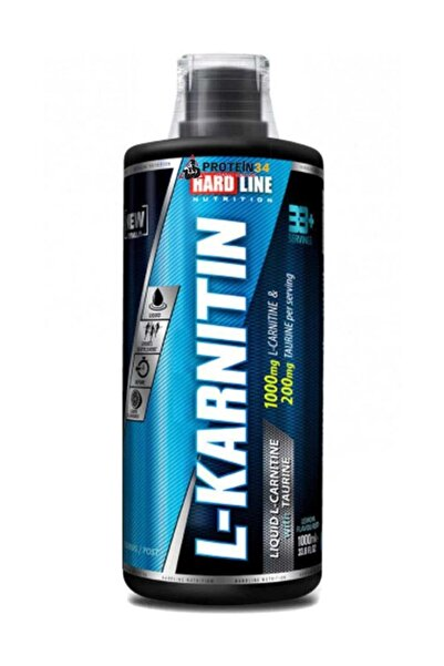 L-Karnitin Sıvı 1000 ml