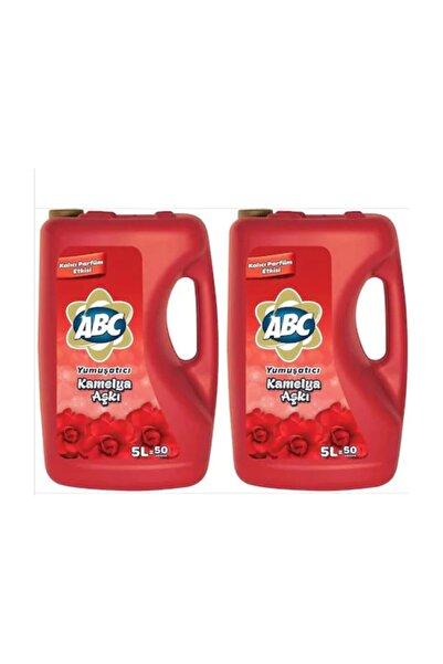 ABC Yumuşatıcı Kamelya Aşkı 5 lt 2 Adet