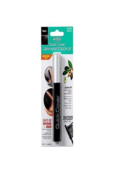 Kiss Brush-in Color Beyaz Saç Kapatıcı Siyah 0731509005868
