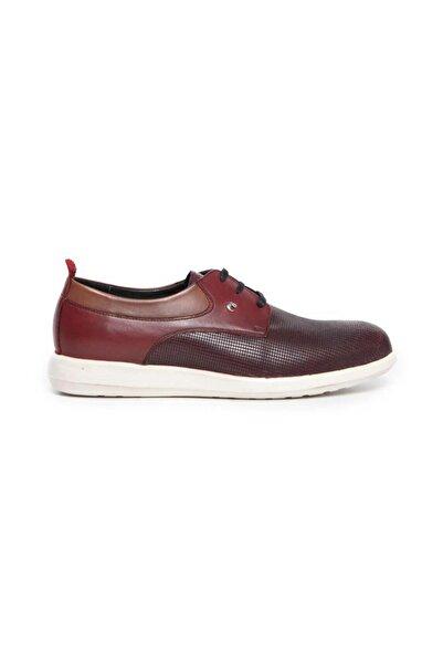 Cacharel Bordo Erkek Casual Ayakkabı