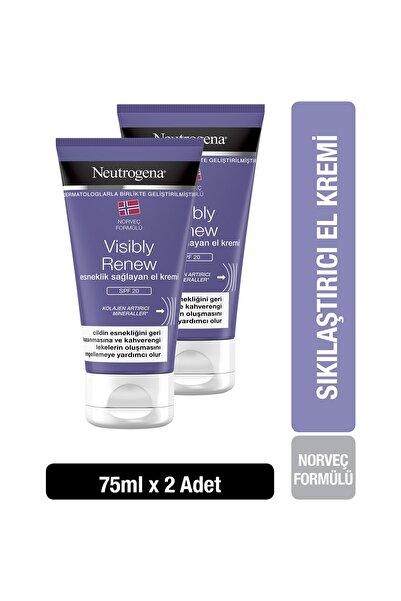 Neutrogena Visibly Renew El Kremi 75 ml x2