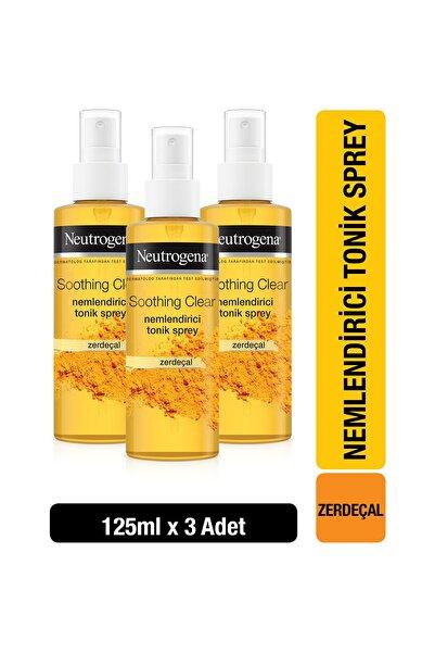 Neutrogena Neutrogena Soothing Clear Tonik 125 ml x3