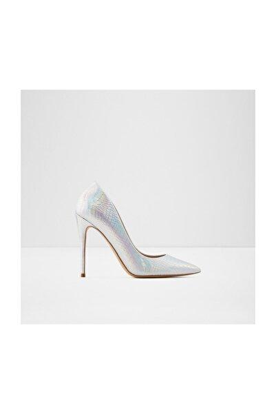 Aldo Kadın Gümüş Topuklu Ayakkabı