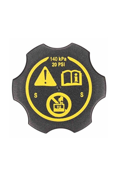 GM Opel Insignia A Radyatör Su Deposu Kapağı Orijinal Orijinal