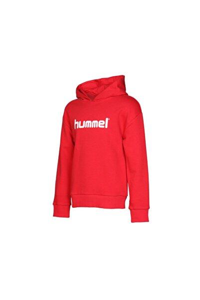 HUMMEL Kız Çocuk Kırmızı Hmlcamelıa Hoodıe Sweatshirt