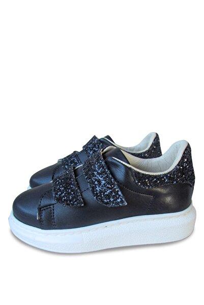 Happy Sneaker Siyah Spor Ayakkabı
