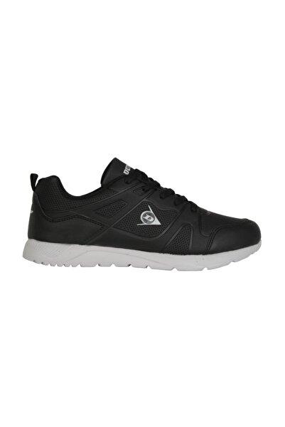 DUNLOP 101114G Siyah-Beyaz Yürüyüş Koşu Spor Ayakkabı