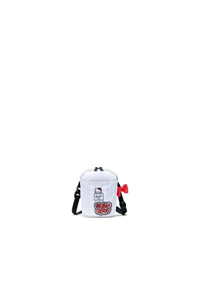 Herschel Supply Co. Herschel Omuz Çantası Cruz White