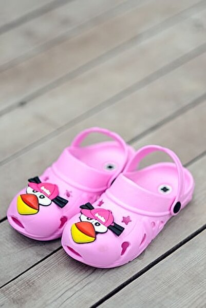 Çocuk Pembe Sandalet