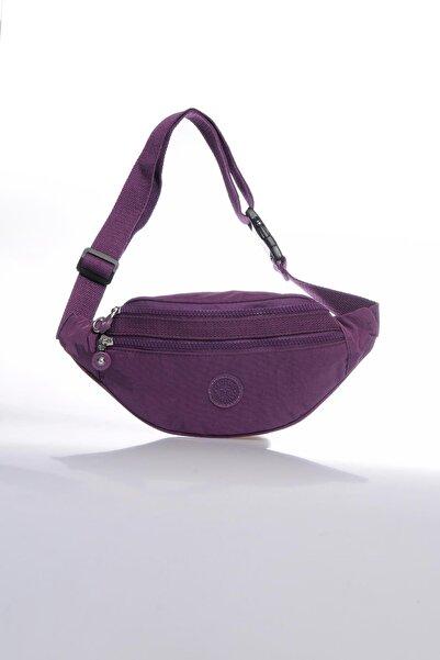 SMART BAGS Mor Kadın  Bel Çantası Smb3030