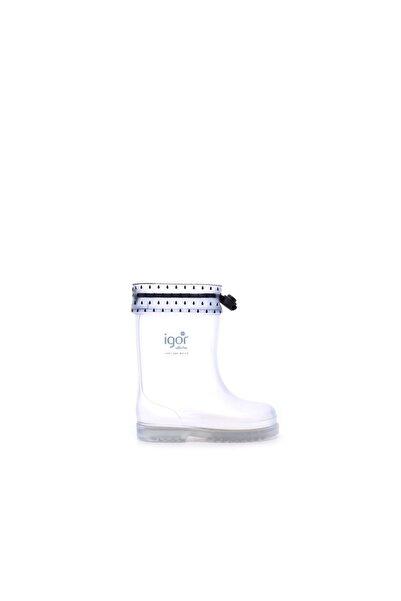 IGOR Çocuk Pvc Yağmur Çizmesi Çizme 422 W10190 CZM 21-30