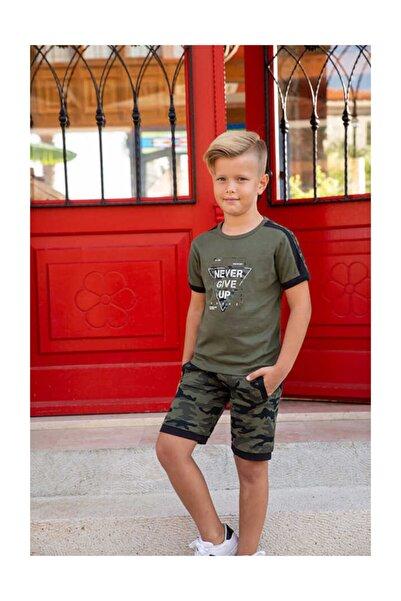Berrak Erkek Çocuk Pijama Takımı 936