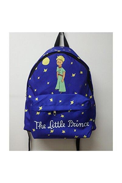 Köstebek The Little Prince Lacivert Sırt Çantası