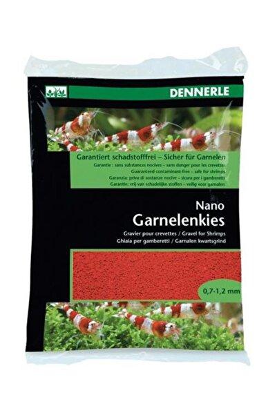 Dennerle Nano Gravel For Shriİndisch Red 0.7-1.2mm 2Kg