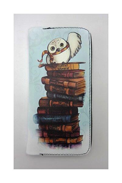 Köstebek Harry Potter - Hedwig Books Kadın Cüzdan