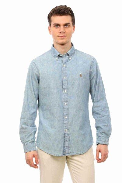 Polo Ralph Lauren Slim Fit Denim Gömlek