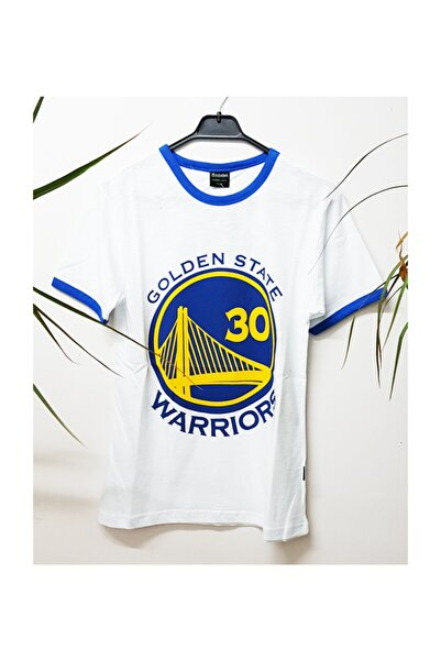Köstebek Nba Golden State Warriors - Stephen Curry 30 Unisex T-shirt
