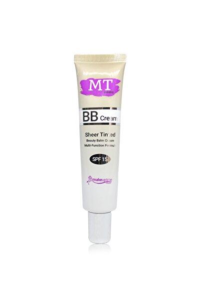 Makeuptime Mt Bb Krem Spf 15 30 ml