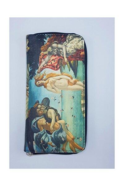 Köstebek Art - Sandro Botticelli Venus De Milo Kadın Cüzdan