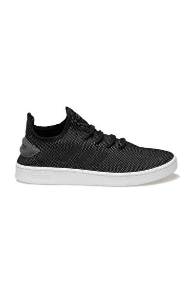 COURT ADAPT Siyah Erkek Sneaker Ayakkabı