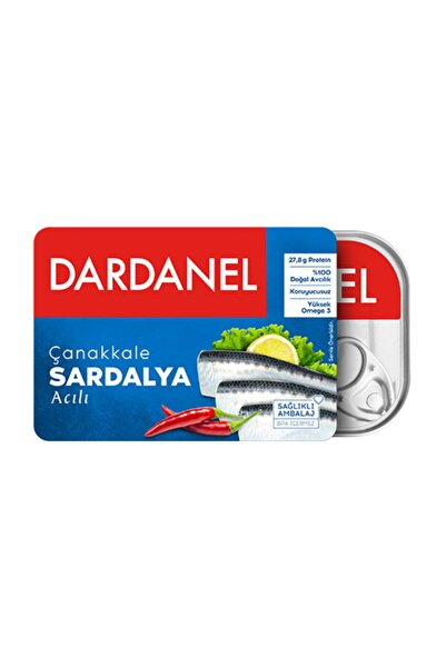 Dardanel Acılı Sardalya 105 gr